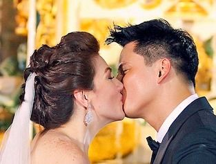 Zoren And Carmina Finally Tie The Knot