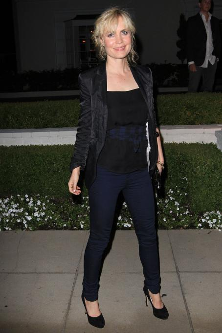 Radha Mitchell - Decades Of Denim Launch Party on November 2, 2010 in Los Angeles, California