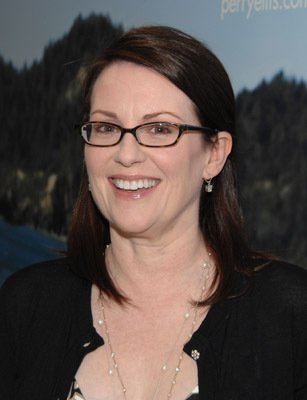 Megan Mullally Perry Ellis and Vanity Fair Toast 30 Rock