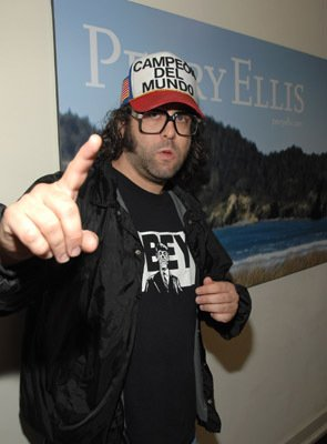 Judah Friedlander - Perry Ellis and Vanity Fair Toast 30 Rock