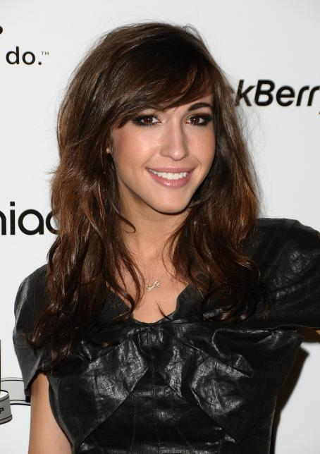 Kate Voegele - 1 Annual Data Awards At The Palladium On January 28, 2010 In Los Angeles, California
