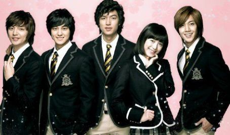 Hye-sun Koo Boys before flowers