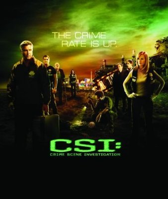 "CSI: Crime Scene Investigation """" (2000)"