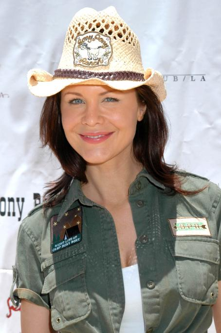 Josie Davis  - The Bony Pony Ranch Round Up And Barbeque, Beverly Hills, CA 2008-06-22