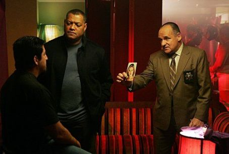"Paul Guilfoyle ""CSI: Crime Scene Investigation"" (2000)"