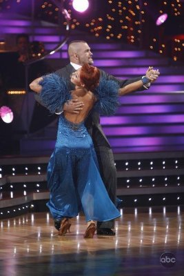 "Chuck Liddell ""Dancing with the Stars"" (2005)"