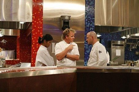 "Gordon Ramsay ""Hell's Kitchen"" (2005)"