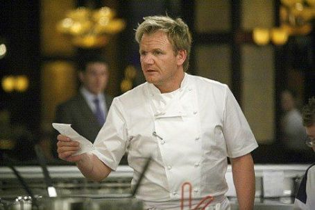 Gordon Ramsay Summer 2007 TV Photo Gallery