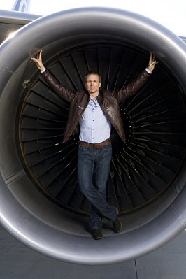 "Phil Keoghan ""The Amazing Race"" (2001)"