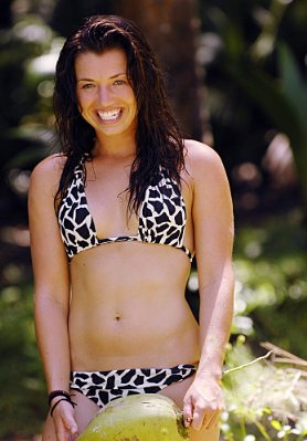 "Parvati Shallow ""Survivor"" (2000)"