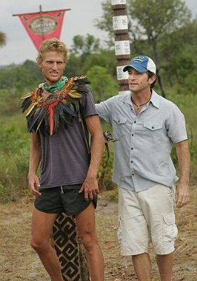 "Jeff Probst ""Survivor"" (2000)"