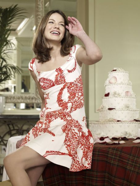 Made of Honor - Michelle Monaghan - Made Of Honor Promoshoot