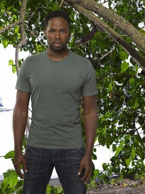"Harold Perrineau ""Lost"" (2004)"