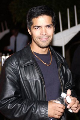 Esai Morales Rock the Vote - West Wing screening