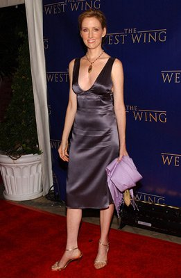 Janel Moloney - West Wing 100th Episode Celebration