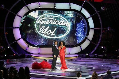 "Diana Ross - ""American Idol: The Search for a Superstar"" (2002)"