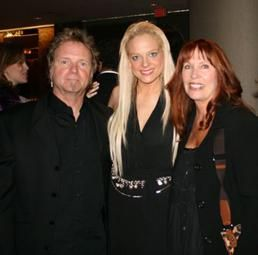 Joey Kramer Joey and April Kramer