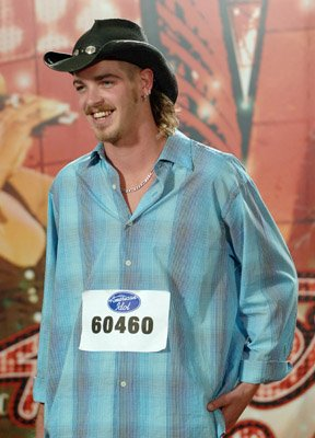 Bucky Covington - American Idol Season 5 - Regional Auditions