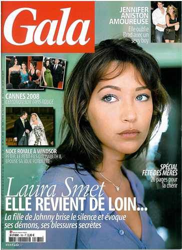 Laura Smet - Gala Magazine [France] (21 May 2008)