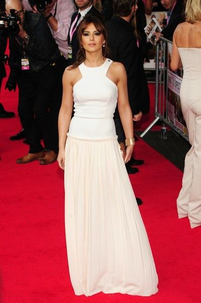 "Cheryl Cole arrives for the UK premiere of ""What To Expect When You're Expecting"", held at London's BFI IMAX"