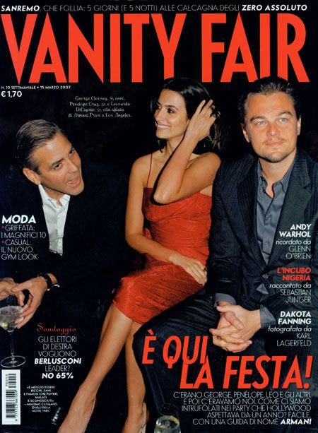 Penelope Cruz - Vanity Fair Magazine [Italy] (March 2007)