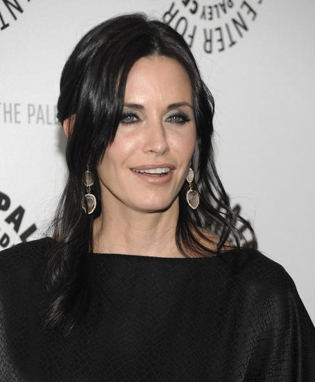 Courteney Cox - 27 PaleyFest Honoring 'Cougar Town' At Saban Theatre On March 5, 2010 In Beverly Hills, California