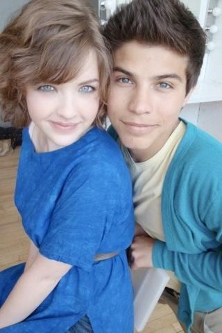 Aislinn Paul aislinn and luke= adorable