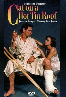 Cat on a Hot Tin Roof (1984) Poster