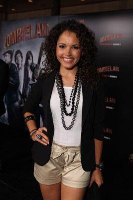 Susie Castillo Columbia Pictures Zombieland Premiere