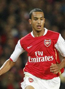 Theo Walcott football