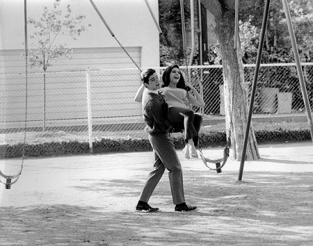 Brenda Benet  and Paul Petersen At Play in 1965