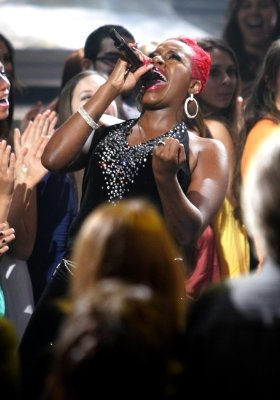 "Fantasia Barrino - ""American Idol: The Search for a Superstar"" (2002)"