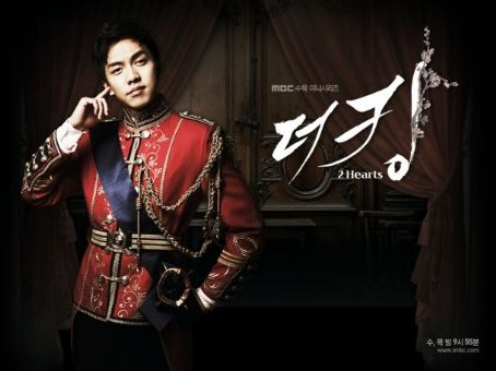 Seung-gi Lee Posters and Wallpapers of New Korean Drama The King 2 Hearts  2012