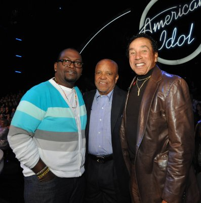 "Berry Gordy ""American Idol: The Search for a Superstar"" (2002)"