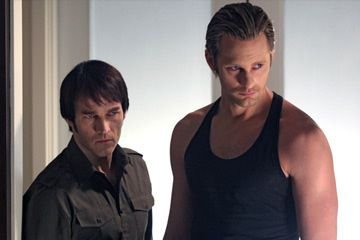 Eric Northman True Blood scene