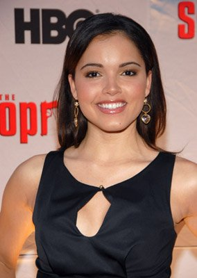 Susie Castillo 'The Sopranos' -  Final Season World Premiere