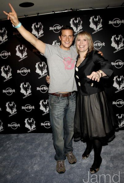 Bear Grylls  at the STEP UP Campaign Launch November 6, 2007
