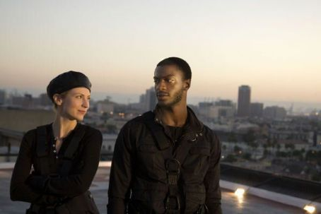 "Aldis Hodge ""Leverage"" (2008)"