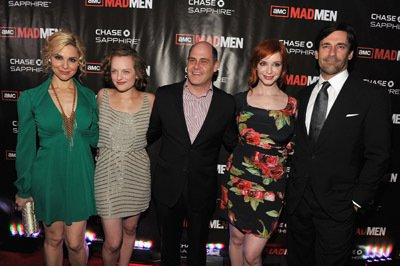"Elisabeth Moss - ""Mad Men"" Season 4 Finale"