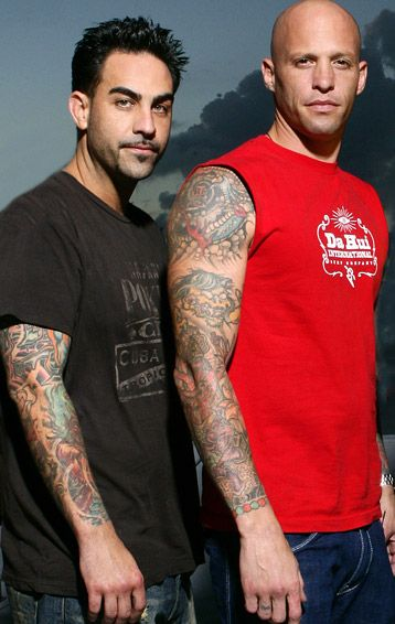 Chris Nunez - photos of his life...i don't know it's set...