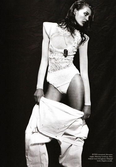 Ali Stephens Modeling