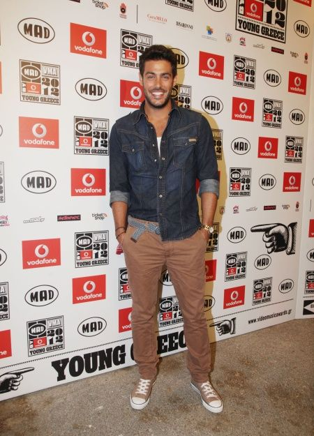 Kostas Martakis: Mad Awards Kick Off Party 2012