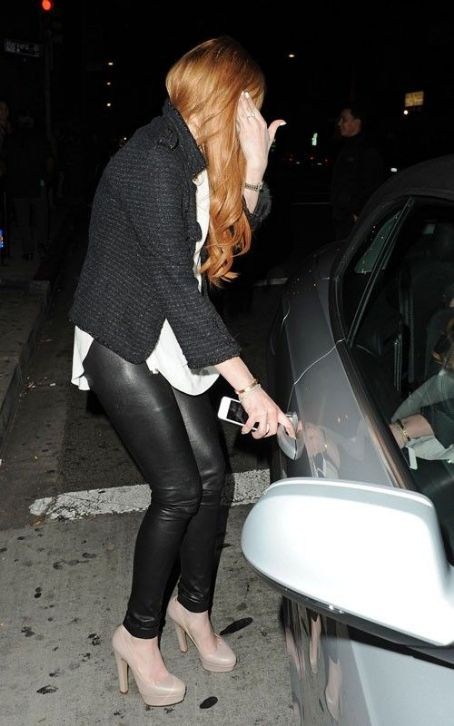 "Lindsay Lohan's Alleged ""Hit & Run"" Dismissed"