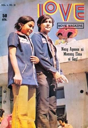 Nora Aunor and Tirso Cruz III
