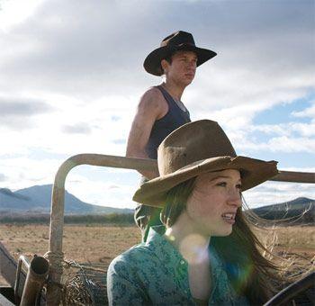 Sophie Lowe Beautiful Kate Movie Stills