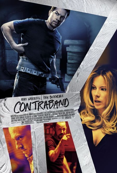 New 'Contraband' Images Starring Mark Wahlberg