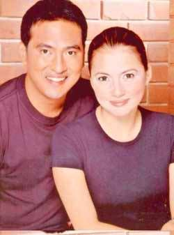 Tanya Garcia Mark Lapid and