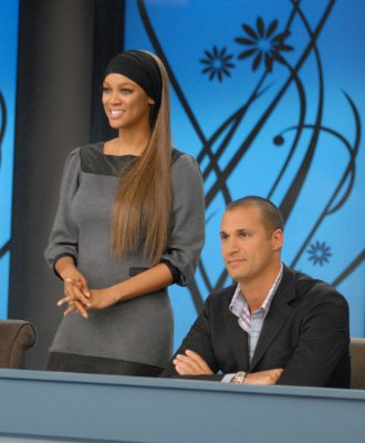 "Nigel Barker ""America's Next Top Model"" (2003)"