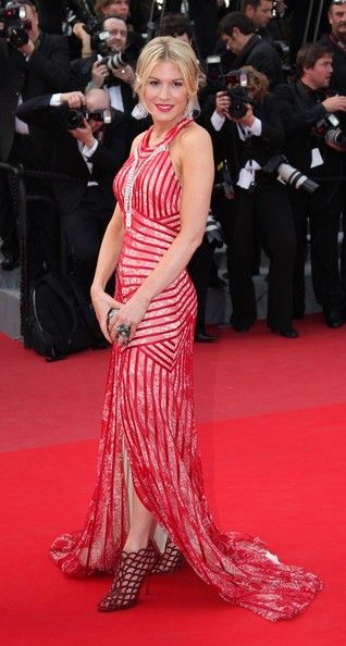 Hofit Golan 63rd Annual Cannes Film Festival - Opening Night Arrivals