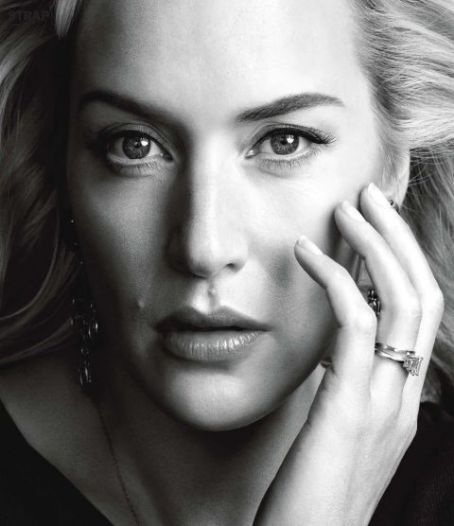 Kate Winslet - Glamour Magazine Pictorial [United Kingdom] (February 2014)
